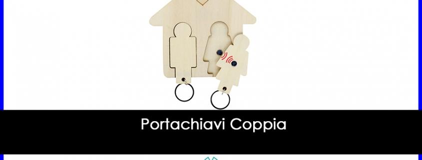 Portachiavi-Coppia